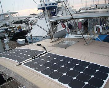 Quel kit solaire choisir pour mon bateau ?