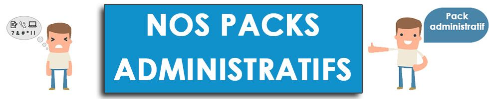 Pack administratifs solaires