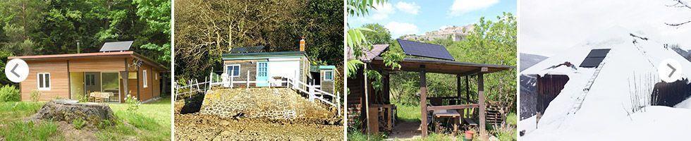 Installations clients Kit solaire autonome