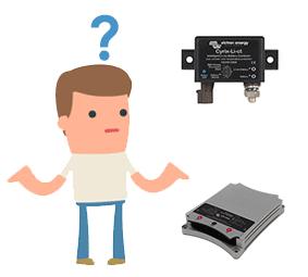 différence entre coupleur/séparateur et chargeur Booster