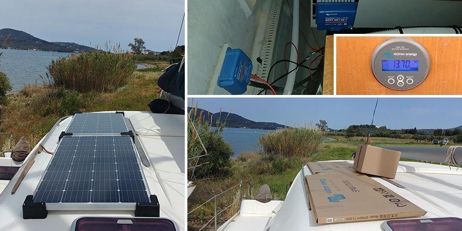 Installation solaire de Olivier C