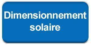 Dimensionnement solaire