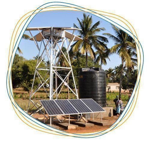 Devis pour pompage solaire