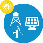 Devis de pompage à eau solaire