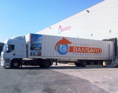 Transport et logistique professionnel Bransard