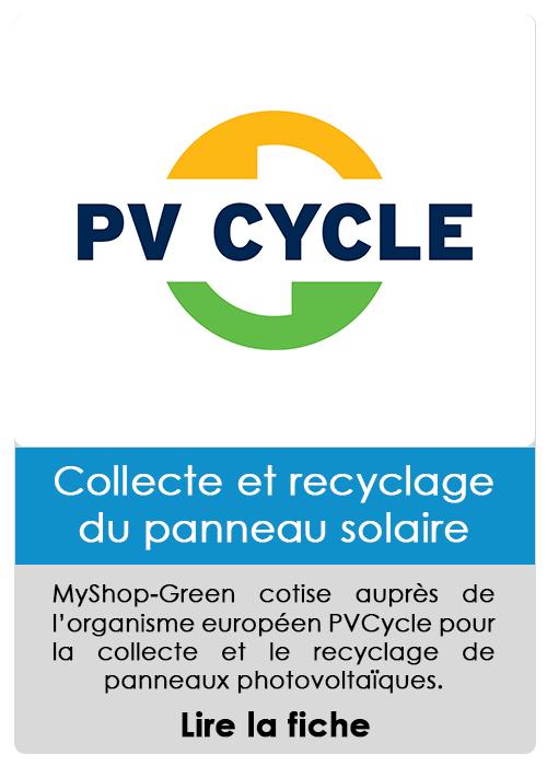 Recyclage du Panneau solaire