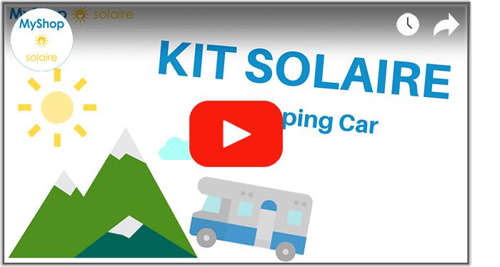 Vidéo véhicule solaire