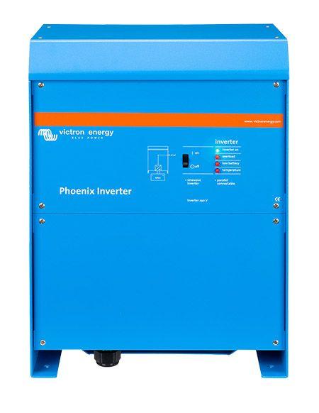 convertisseur-chargeur Phoenix 48V-230V 3000VA