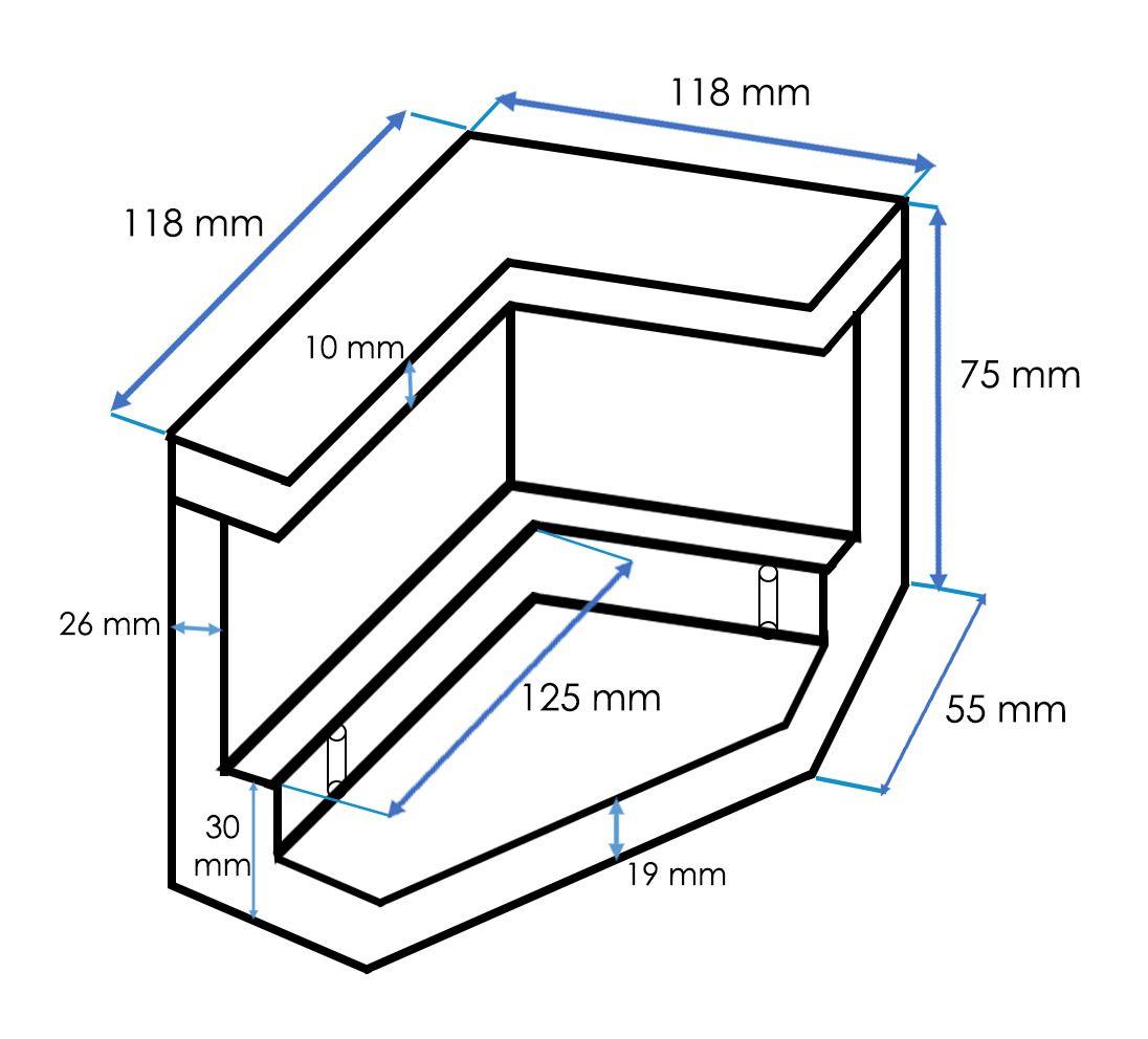 Dimension fixation UNIFIX 1.C Camping-car
