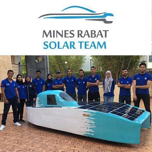 Mines Rabat Solar Team - Eleadora2 - 579