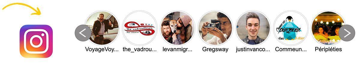 Playlist Instagram
