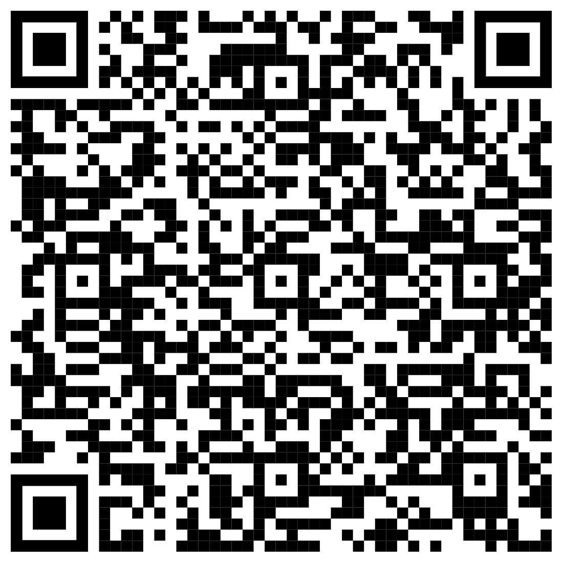QR code Adresse bansard
