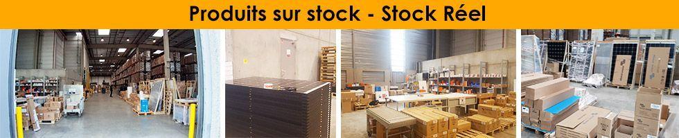 Stock Réel du catalogue produit MyShop