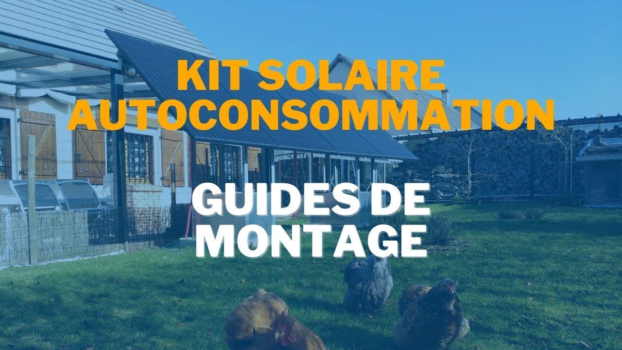 Vidéo kit solaire autoconsommation