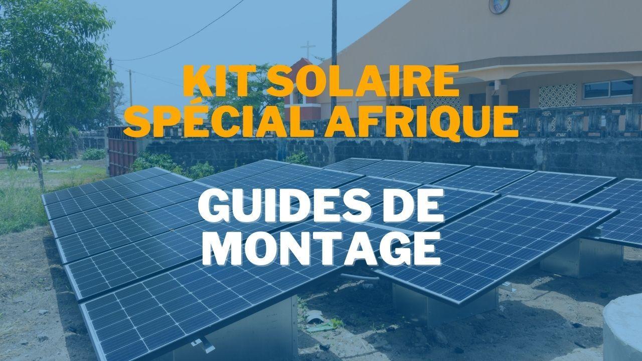Vidéo kit solaire Afrique