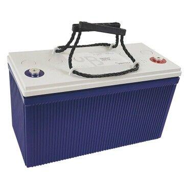 Batterie solaire 100Ah GEL Plomb/Carbone 12V - Uniteck / Batterie solaire GEL