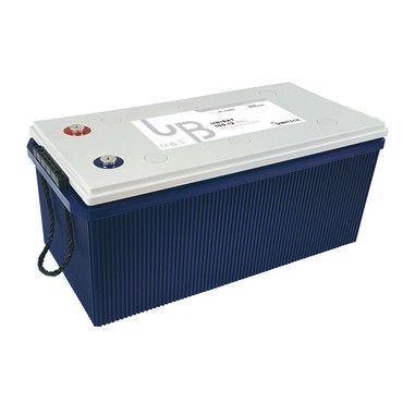 Batterie solaire 150Ah GEL Plomb/Carbone 12V - Uniteck / Batterie Plomb-Carbone