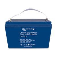 Batterie Lithium SuperPack 12,8V/100Ah