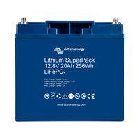 Batterie Lithium SuperPack 12,8V/20Ah - Victron Energy (BMS intégré)