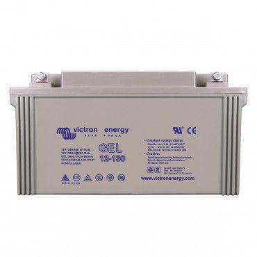 Batterie solaire 130Ah GEL 12V Victron Energy / Produits à l'unité
