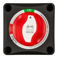 Battery switch ON-OFF 48V avec autocollant