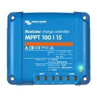 Régulateur solaire Victron MPPT 100/15 - 12/24V
