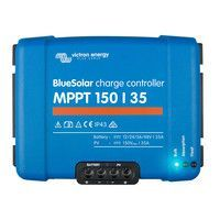 Régulateur de charge solaire Victron Energy MPPT 150V 35A face