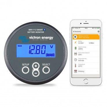 Controleur de batterie BMV 712 Smart - Victron Energy / Produits à l'unité