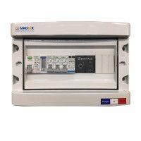 Coffret de protection pour micro-onduleurs AC avec relay Q