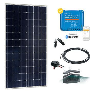 Kit solaire camping car 175W 12V / Kit solaire Véhicule