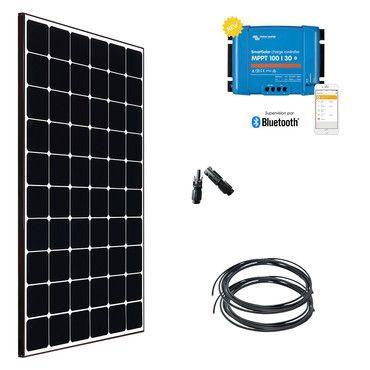 Kit solaire nautisme 400W - 12 ou 24V - Super Premium / Kit solaire Nautisme
