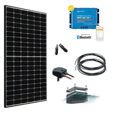 Kit solaire camping-car 385W 12V - Batterie en option / Kit solaire Véhicule