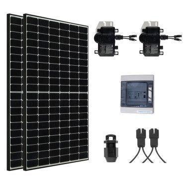 Kit Solaire évolutif 770W Autoconsommation - Plug & Play / Kit solaire autoconso