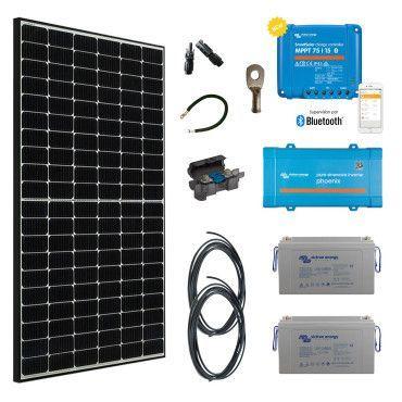 Kit solaire 385W autonome Afrique Premium / Kit Solaire AFRIQUE