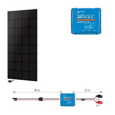 Kit solaire 110W Back-contact - Nautisme / Navigation Super Premium - 55W à 1110W