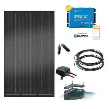 Kit solaire camping-car 375W PERC 12V - Batterie en option / Kit solaire Véhicule