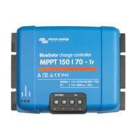 Regulateur de charge solaire MPPT 150/70-Tr (12/24/48V) - Victron Energy