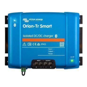 Chargeur Orion-TR Smart isolé DC-DC 12V/12V 18A (220W) / Convertisseurs ORION CC-CC isolés