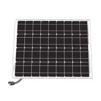 Panneau solaire Unisun 30W - 12V Monocristallin