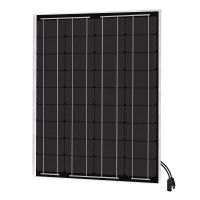 Panneau solaire Unisun 50W - 12V Monocristallin
