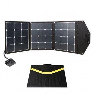 Panneau solaire pliable 120W / Kit solaire Nomade