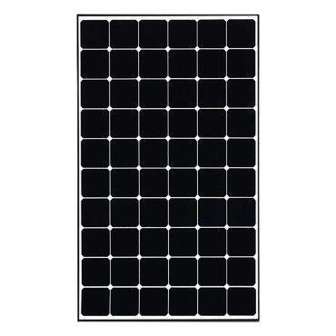 Panneau solaire BACK-CONTACT 400W Neon R - LG / Top des ventes