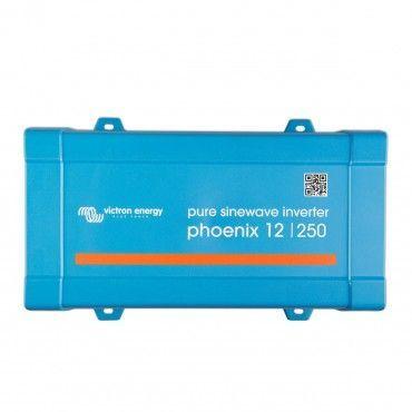 Convertisseur Phoenix 12V/230V 250VA Pur Sinus VE-Direct - Victron Energy / Convertisseur de tension