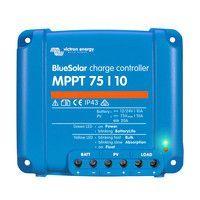 Régulateur solaire MPPT 75/10 - 12/24V Victron Energy