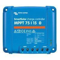 Contrôleur de charge solaire SmartSolar MPPT 75/15 (12/24V) - Victron Energy