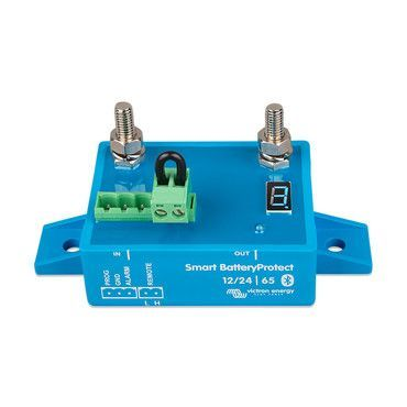 Smart Battery Protect 12V/24V - 65A - Victron Energy / Accessoire batterie solaire
