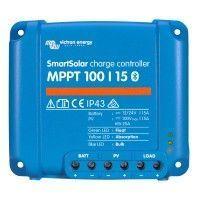 Contrôleur de charge solaire SmartSolar MPPT 100/15 (12/24V) - Victron Energy