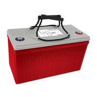 Batterie solaire100Ah AGM 12V - Uniteck