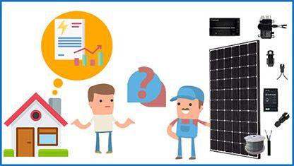 Comment choisir son kit solaire en autoconsommation